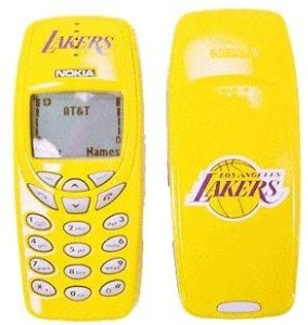 new-nokia-3360-lakers-faceplate-high-quality-wonderful-design-beautiful-style-exceptional-unique